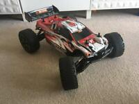 HPI TROPHY FLUX TRUGGY RC CAR (1:8 scale) for sale  Gosport, Hampshire