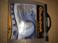 AutoSock 600 - Winter Traction Aid (unused)