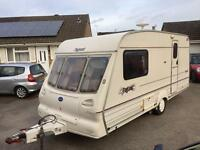 2001 Bailey Pageant Imperial with motor mover