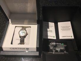 Certina DS Podium Automatic Ladies Watch