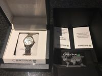 Certina DS Podium Automatic Ladies Watch