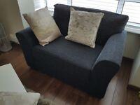 Next 3 piece sofa set