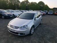 Golf GT FSI 2.0L 5DR 2004 very low mileage long mot service history excellent condition