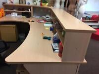 Reception Desk-shop counter