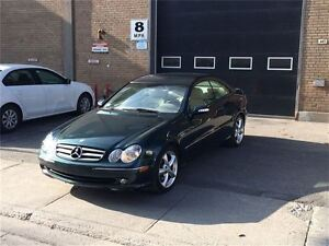 2005 Mercedes-Benz CLK-Class (IN TRANSIT) 320-COUPE  LOADED ONLY