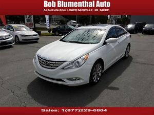 2013 Hyundai Sonata 2.0 Turbo Limited w/ Leather LOADED!!