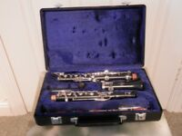 Buffet student oboe hardly used in excellent condition