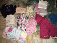 Girls 2/3 years clothes bundle 39 items