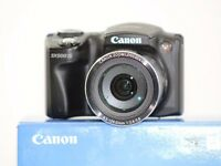 CANON PowerShot SX500 IS 16.0MP Digital Camera - perfect working order