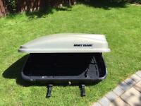 Mont Blanc roof box