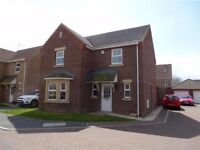 Lovely 4 bed detached in Osgodby, Selby to let - low fees. Available from Dec/Jan