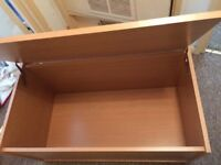 Hinge Storage Box