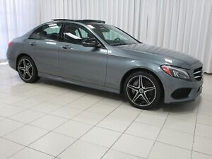 2018 Mercedes Benz C-Class C300 4-MATIC AWD SEDAN