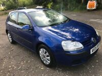 VW GOLF 1.4 - Good Condition - 5 DR - New Clutch - Service History - New MOT