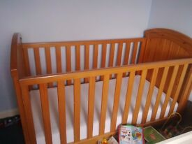 Mothercare Westbury cotbed - reduced