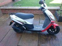 Daelim Cordi SE4 Moped