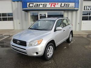 2007 Toyota RAV4 LE AWD LOADED ONLY 176K!