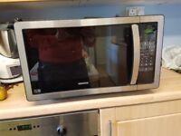 900W kenwood microwave