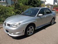 Subaru Impreza 2.0 RX 4dr Auto (silver) 2007