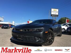 2015 Chevrolet Camaro SS - AUTOMATIC - RALLY SPORT - ONE OWNER T