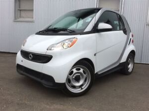 2013 smart fortwo Pure, LEATHER, BLUETOOTH.