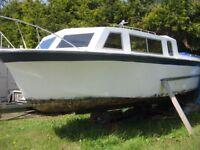 SEAMASTER 27 cabin cruiser PROJECT