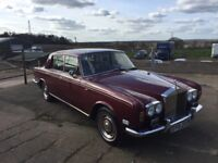 1973 ROLLS ROYCE SILVER SHADOW 1 4DR SALOON AUTOMATIC