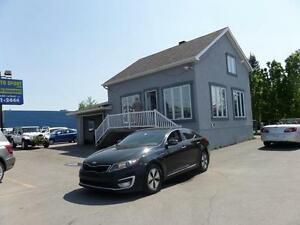 2012 Kia Optima Hybrid ++1E+2E+3E+CHANCE+AU+CREDIT++