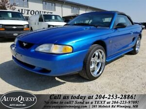 1994 Ford Mustang GT - 347 STROKER! PWR SEATS, WINDOWS & LOCKS!