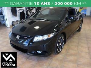 2013 Honda Civic SI TOIT AIR SPORT