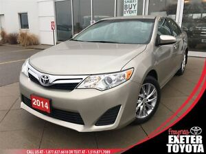 2014 Toyota Camry LE CAMRY