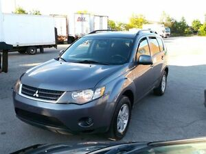 2008 Mitsubishi Outlander LS , 4X4 Accident free