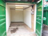 Storage container hire