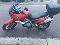 Dont miss this machine - Very Reliable Motorbike. Firm and steady.