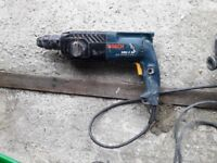 230v Bosch sds drill for sale