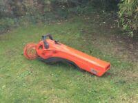 Flymo Turbo garden vacuum and blower