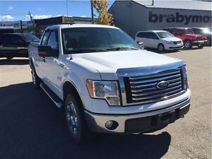 2012 Ford F-150 XLT FX4 Extended Cab