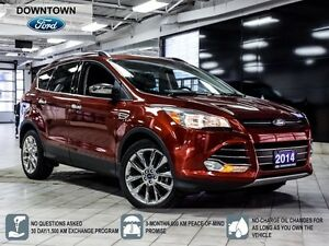 2014 Ford Escape SE, Panoramic Moonroof, Navigation, Leather