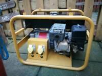 Generator 110 volt 200 gx Honda engine