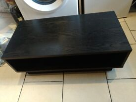 Coffee Table (2 Piece - Black) Excellent Condition