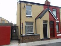 newly decorated and carpeted fully modernized two bedroom mid terrace, close to Bootle town Centre.