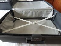 SAMSONITE top quality suitcases in Graphite