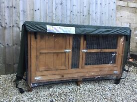 Hutch for a small pet