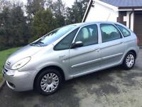 CITROEN PICASSO DESIRE HDI 2004 ***MOT AUGUST 2017*** ONLY 88000 MILES***