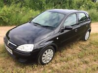 VAUXHALL CORSA TWINPORT 1000 cc 5 DOOR HATCH..GREAT CONDITION..SERVICE HISTORY..LOW INSURANCE !