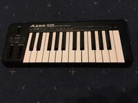 Alesis Q25 USB Midi Keyboard Controller