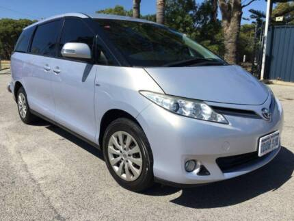 2009 TOYOTA TARAGO GLI 8 SEATER PEOPLE MOVER (ONLY 113500kms) East Rockingham Rockingham Area Preview