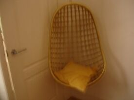 original 1960 hanging chair