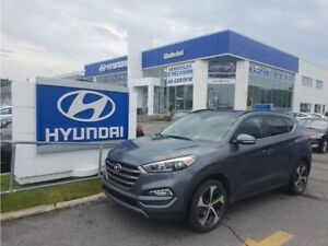 2016 Hyundai Tucson Limited AWD LIMITED, JAMAIS ACCIDENTÉ