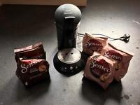 Phillips senseo coffee maker and 5 picks of coffee pods